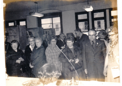 Opening in April, 1970 on Main St.